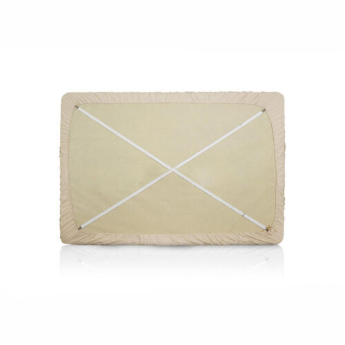 2Pcs Home Bed Sheet Strap Mattress Blankets Elastic Holder Fastener Gripper Clip