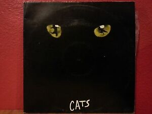 VINYL-LP-CATS-ORIGINAL-CAST-81-CATX-001-POLYDOR-VERY-GOOD-CONDITION