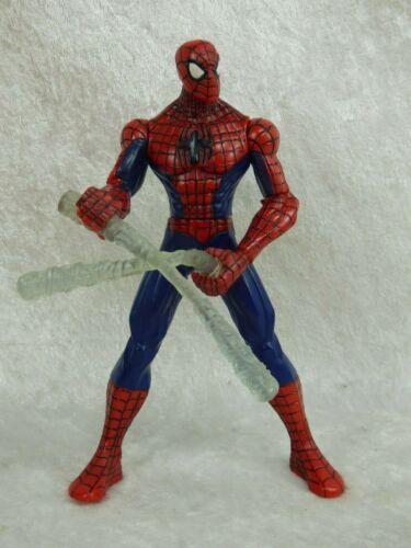 HASBRO 2010 MARVEL Figurine SPIDERMAN 15cm X 6cm