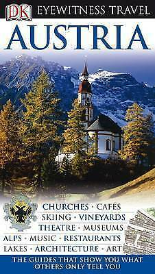 Austria. (DK Eyewitness Travel Guide)-ExLibrary