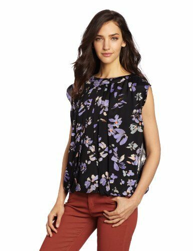 NEW NWT Tracy Reese damen Cocoon Blouse Größe 10