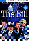 The Bill - Series 1 - Complete (DVD, 2005, 4-Disc Set, Box Set)