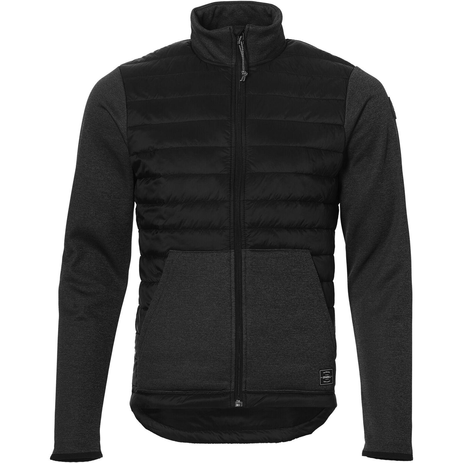 O 'Neill Pinewood chaqueta pm X-Kinetic full ZIP  negro transpirable  Venta al por mayor barato y de alta calidad.