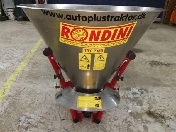 Saltspreder, Rondini TOYP 160 rustfri stål
