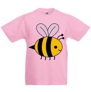 Bee Kid/'s T-Shirt Children Boys Girls Unisex Top