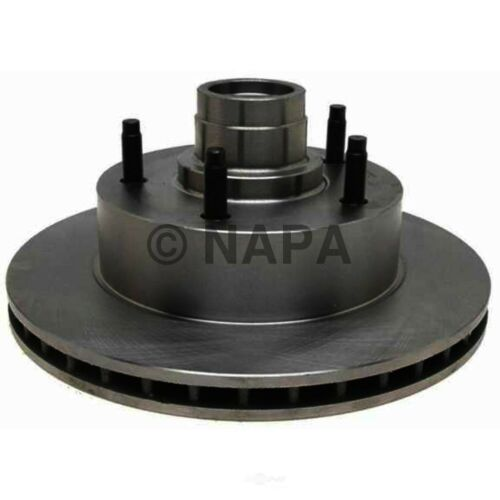 Disc Brake Rotor and Hub Assembly-4-Wheel ABS Front NAPA//BRAKE ROTORS /& DRUMS-NB