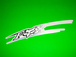 FOX-RACING-SUPERCROSS-MOTOCROSS-SKATEBOARD-BMX-WAKEBOARD-ELECORE-STICKER-DECAL