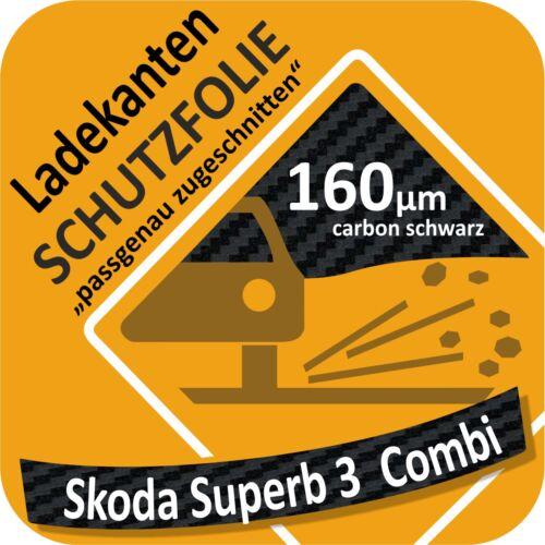 Skoda exquise 3 III Combi Combi à partir de 2015 Lackschutz Film Protection Film