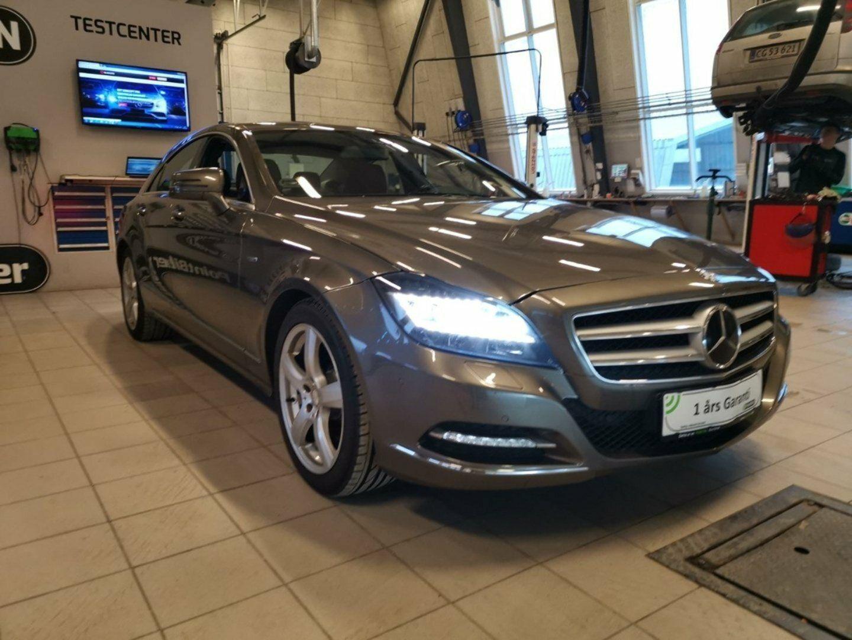 Mercedes CLS350 3,0 CDi aut. BE 4d - 374.900 kr.