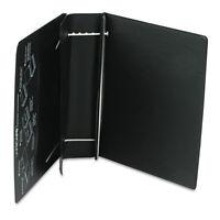 Charles Leonard Varicap6 Expandable 1 To 6 Post Binder 11 X 8-1/2 Black 61601 on sale