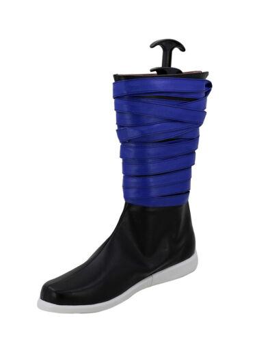 DRAGON BALL GT Gogeta Cosplay Kostüme Costume boots Stiefel Schuhe shoes Neu