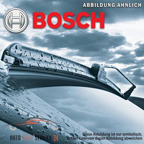 Scheibenwischer Wischblatt Wischerblätter 600 450mm AeroTwin Set Bosch AR604S