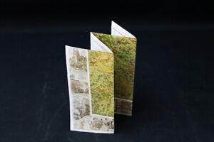 alte-Karte-Luftbildkarte-Sachsen-und-Boehmen-old-vintage-Sammler