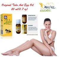 5x Tala Ant Egg Oil 20 ml For Unwanted Hair &Permanent Hair Reducing Epilation