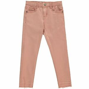 ONeill Originals 5 Pocket Pants Youngster Girls Skinny Jeans Trousers Bottoms