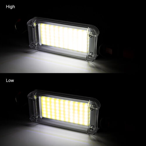 COB LED Superbright Worklight Work Lamp Rechargeable Flashlight Torch W// Magnet