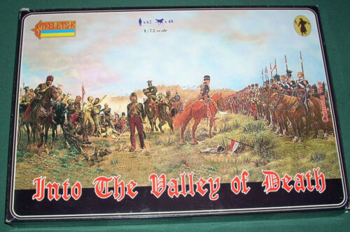 Strelets Into The Valley Of Death Battle Set MIB 1//72 Crimean War