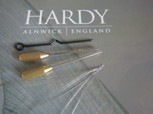 Splicing Kit Hardy Catalogue Fly Fishing Fly Cord Loop Ich Sage Top