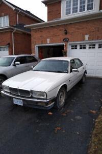 1989 Jaguar XJ6 Daimler