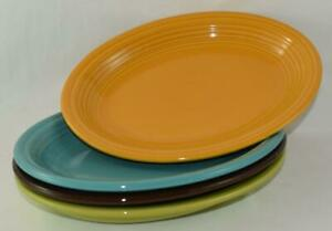 Fiesta-11-5-8-034-MEDIUM-OVAL-PLATTER-Choice-of-Discontinued-amp-Current-Colors