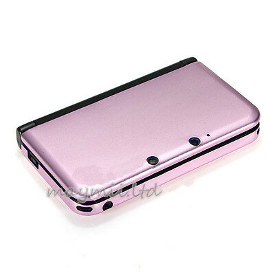 Hot! Metal Box Aluminum Hard Cover Case Shell Protector For Nintendo 3DS XL LL