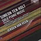 Simeon ten Holt: Solo Piano Music Vol  I-V von Jeroen van Veen (2013)