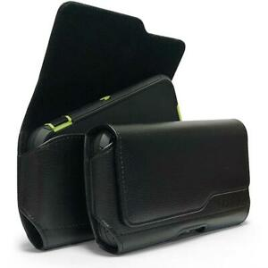 Leather-Belt-Clip-Holster-Pouch-For-Samsung-Galaxy-A20S-A10S-Fits-with-Otterbox