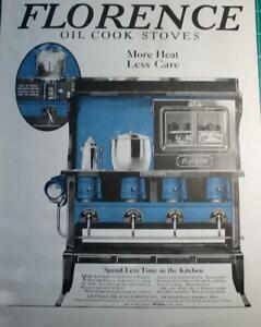 1921-Vintage-ads-Florence-Oil-Cookstoves-Maytag-Electric-Washers-Cool-2-sided-ad