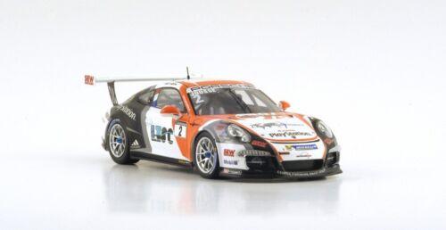 Porsche 911 991 Gt3 Cup Loeb Racing Winner C1A Carrera Cup 2014 Spark 1:43 SF082