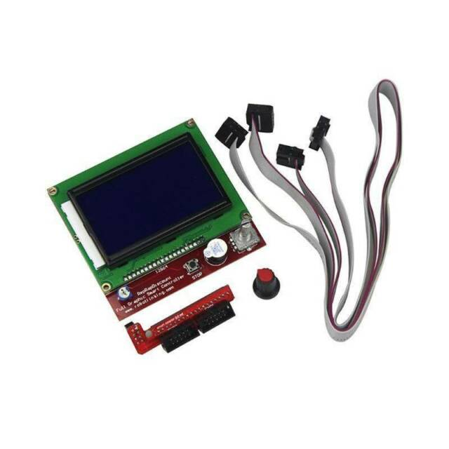 1.4 Module 3D Printer Scope Face Smart Display Screen Controller Anet LCD 12864