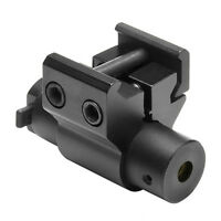 Ncstar Compact Red Laser Aiming Sight Fits Springfield Xdm Xds Xd Sc Sub Compact
