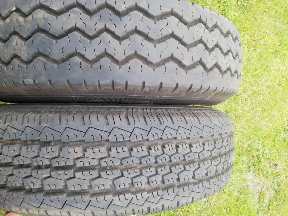 Anden dæktype, 185 / R14, 7 mm mønster