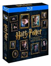 Harry Potter BOX Komplettbox 1-7.2 Teil 1+2+3+4+5+6+7.1+7.2 NEUWARE OVP Blu-ray