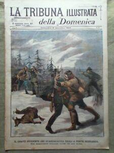 La-Tribuna-Illustrata-5-Dicembre-1897-Affare-Dreyfus-Palazzo-Marca-Treviso-Ponte