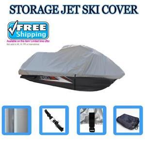 "STORAGE Tiger Shark Monte Carlo 900 1996 121"" Jet Ski PWC Cover JetSki 3 Seat"