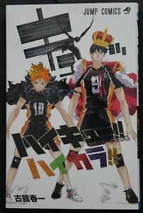 JAPAN-Haruichi-Furudate-Haikyuu-Haikyu-Official-Color-Art-Book