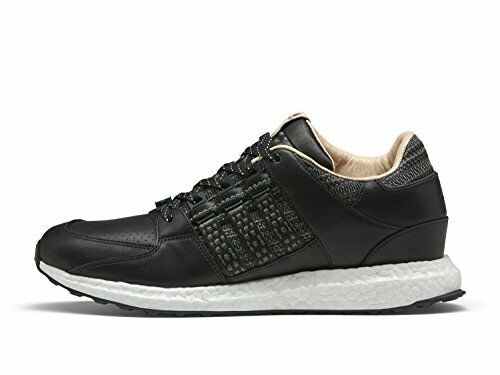 CP9639 Adidas Consortium x Avenue Men EQT 9316 Support black vegetable tan