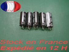 1800 uF 16 V condensateur capacitor X 5  105°C marque/brand RUBYCON