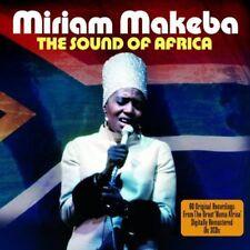 Miriam Makeba - Sound of Africa [New CD] UK - Import