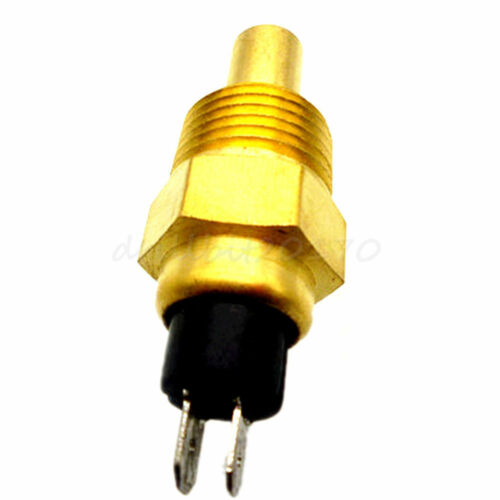 VDO Temperature Gauge /& Warning light sensor 1//4 NTP 3//8 NTP 1//2 NTP