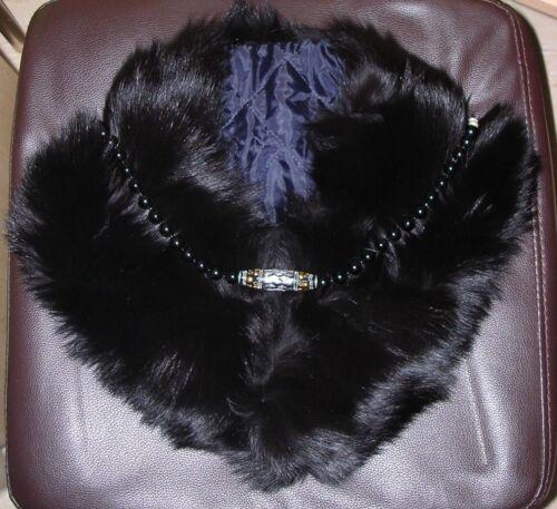 Collo pelliccia Elega Vera Sciarpa Blaufuchs Volpe pelliccia Boa moderna di Nuova pelliccia No Visone rUwSxqrZn
