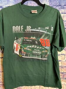 Dale-Earnhardt-Jr-88-Chase-Authentics-NASCAR-T-Shirt-Men-s-Size-M-Mountain-Dew