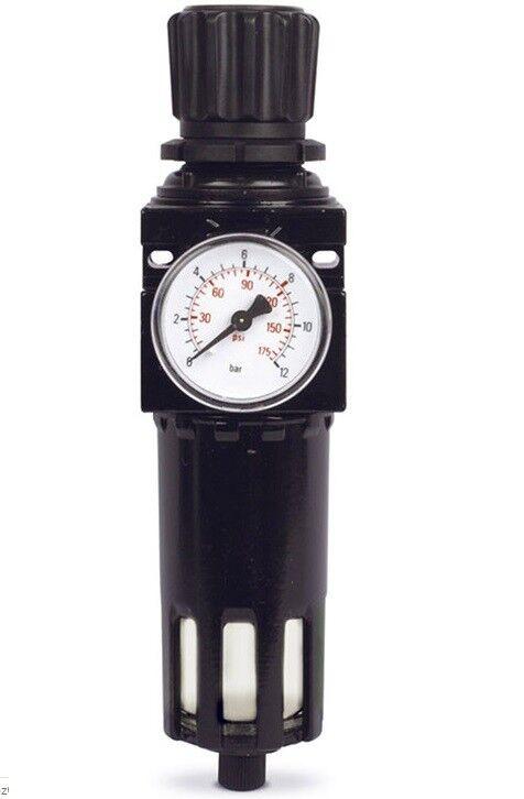 Filter Luftentfeuchter mit REGLER UND Manometer für Kompressor