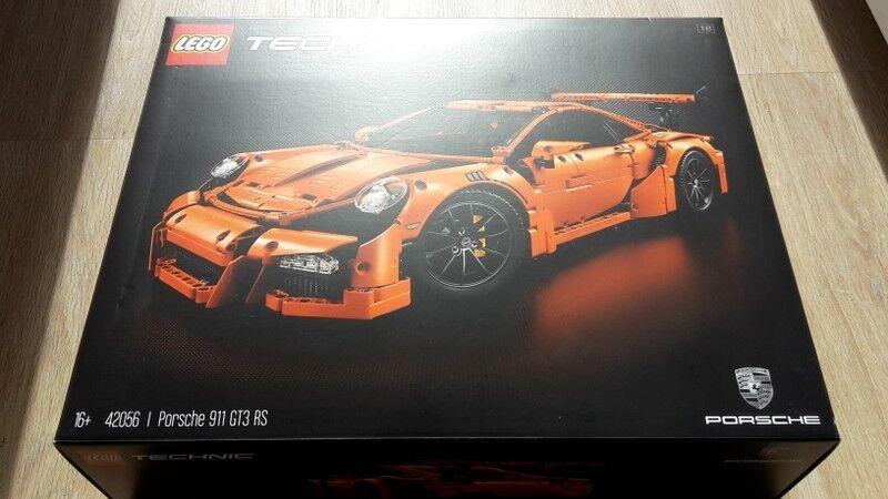 Lego 42056 Technic  porsche gt3 rs 5181616 NOUVEAU & NEUF dans sa boîte