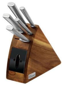 Wiltshire 41186 Premium Staysharp Radius Knife Block Set - 6Piece