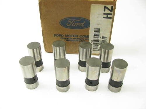 8 NEW GENUINE OEM Ford D9HZ-6500-A Valve Lifters