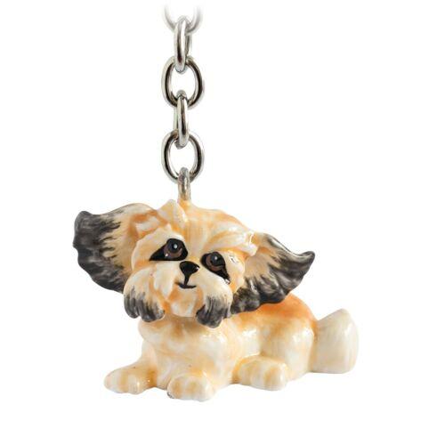 Key Ring Little Paws German Shepherd Dog Keyring  NEW    14719