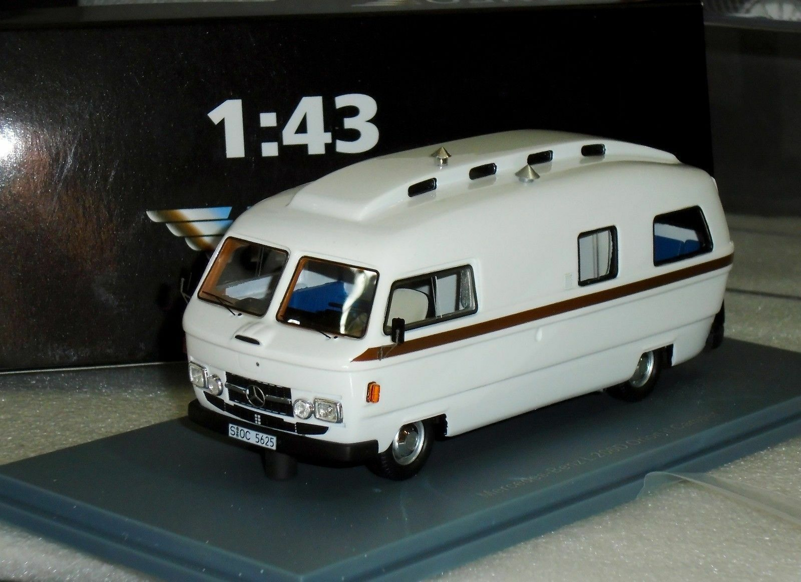 hasta un 60% de descuento Mercedes Benz L206D Orion Orion Orion II Camper AutoCocheavana Neo 45625 1 43  Envío 100% gratuito