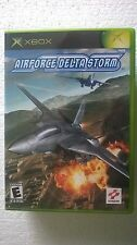 MICROSOFT XBOX NTSC USA VERSION - AIR FORCE DELTA STORM