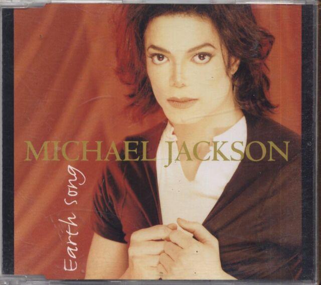 MICHAEL JACKSON - Earth song - CD SINGLE 1995 USATO OTTIME CONDIZIONI